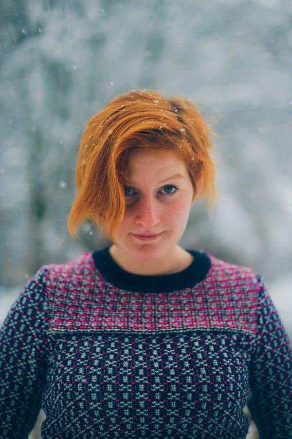 Nathalie sneeuw